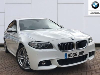 used BMW 530 5 d m sport 4DR