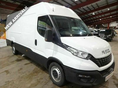 used Iveco Daily S Class 2.3TD 35S14 3450 (EU6) Chassis Cab Hi-Matic
