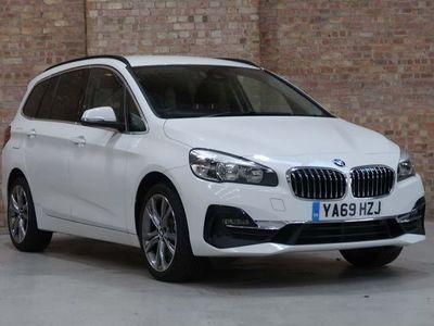 used BMW 220 Gran Tourer d Luxury