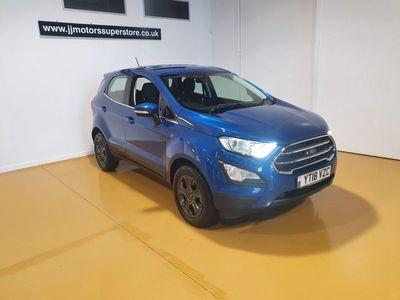 used Ford Ecosport ZETEC 5-Door