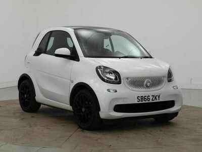 used Smart ForTwo Coupé 1.0 White Edition 2dr