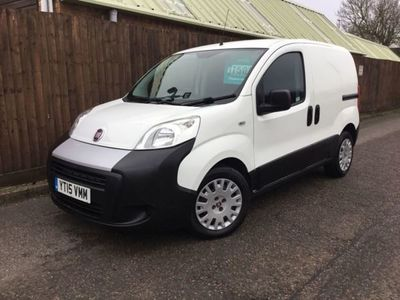used Fiat Fiorino Automatic Crew Cab 1.2 16V MULTIJET 75 BHP ** ONLY 22,000 MILES ** SUPERB L