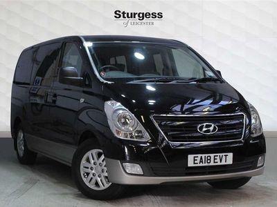 used Hyundai I800 2.5CRDi (170bhp) SE Nav (8st) MPV Auto 5-Door