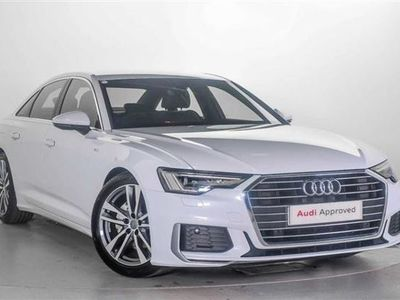 used Audi A6 S Line 40 Tdi 204 Ps S Tronic Auto diesel saloon