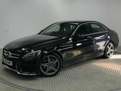 used Mercedes C300 C ClassAMG Line Premium 4dr Auto For Sale Reg:LM18 BHY