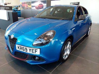 used Alfa Romeo Giulietta Sport 1.6 JTDM2 120hp 5dr