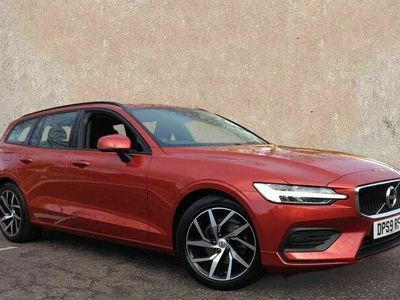 used Volvo V60 Momentum Plus T4 Automatic (Winter Pack, Cruise Control, Sensus Navigation) 2.0 5dr