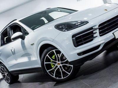 used Porsche Cayenne E-Hybrid 5dr Tiptronic S 3.0