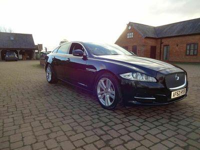 used Jaguar XJ 3.0 TD V6 Premium Luxury LWB Saloon (s/s) 4dr