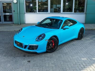 used Porsche 911 Carrera GTS 991 2018