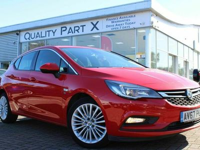 used Vauxhall Astra 1.6 CDTi BlueInjection Elite (s/s) 5dr