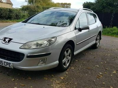 used Peugeot 407 HDI SW SE 1.6 5dr