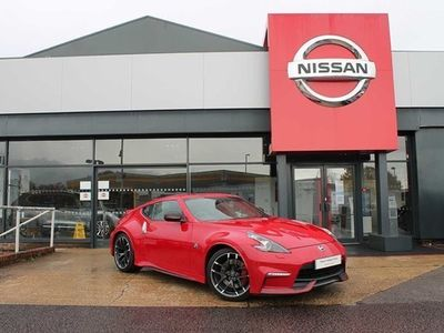 used Nissan 370Z Nismo 3.7 V6 (344bhp) Nismo Coupe 2d