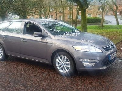 used Ford Mondeo 1.6 TD ECO Zetec (s/s) 5dr