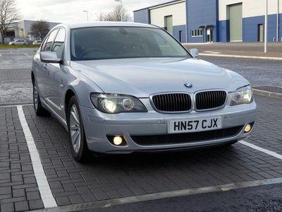 used BMW 228 7 SERIES 3.0 730D SE 4dBHP * LONG MOT* 2 KEYS*