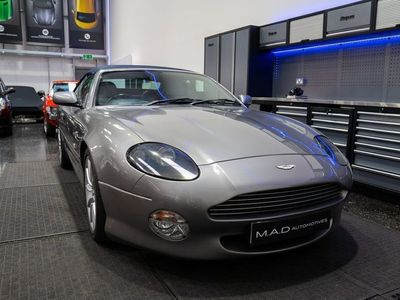 used Aston Martin DB7 5.9 Volante 2dr