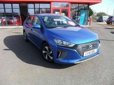 used Hyundai Ioniq 1.6 SE 5d 139 BHP