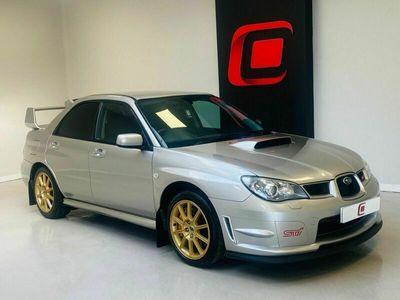 used Subaru Impreza 2.5 WRX STI TYPE UK 4d 278 BHP