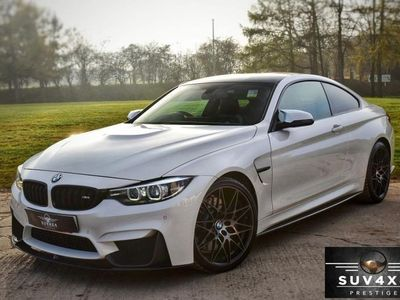 used BMW M4 M4 3.0COMPETITION PACKAGE 2d 444 BHP 01937 849492