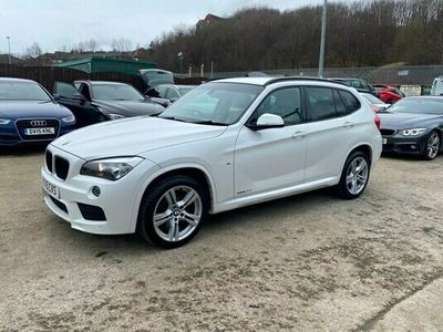 used BMW X1 2.0 20d M Sport Auto sDrive 5dr