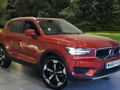 used Volvo XC40 2018 Roundswell Business Park T4 MOMENTUM AWD