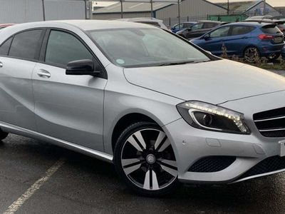 used Mercedes A180 A-ClassCdi Blueefficiency Sport 5Dr