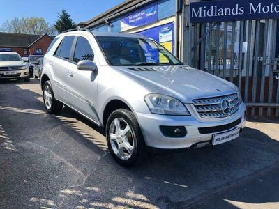 used Mercedes ML420 M Class 4.0CDI Sport 7G-Tronic 5dr
