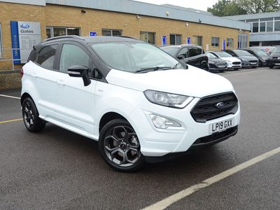 used Ford Ecosport 5Dr ST-Line 1.0 125PS