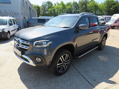 used Mercedes X250 X-CLASSD 4MATIC POWER Pick Up 2017