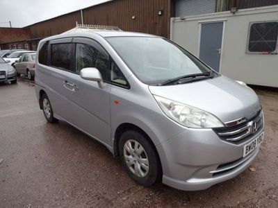 used Honda Stepwgn 2.0 5dr