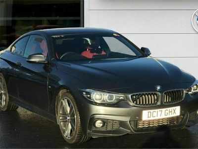 used BMW 430 d M Sport Coupe