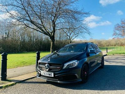 used Mercedes A45 AMG A Class 2.04MATIC 5dr