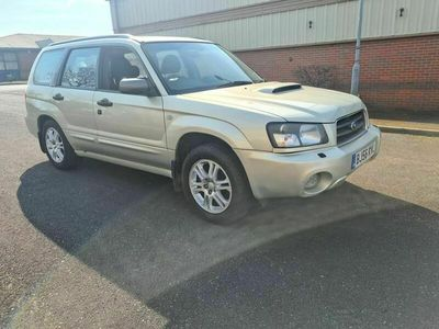 used Subaru Forester 2.5 XTEn 5dr