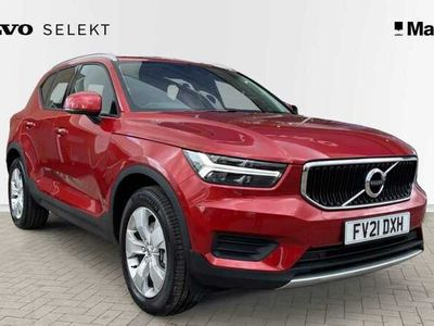 used Volvo XC40 B4P (Mild Hybrid) FWD (Petrol) Momentum 8 Speed Automatic, CLIMATE PACK, On-Call with App, REAR PARKING CAMERA, Heated Front & Rear Seats, LED Headlamps