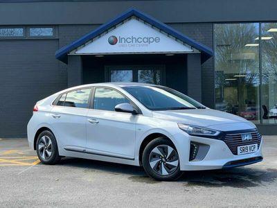 used Hyundai Ioniq Hatchback 1.6 GDi Hybrid Premium 5dr DCT