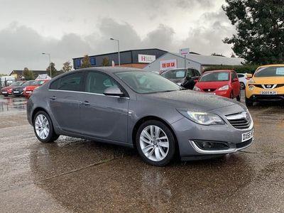 used Vauxhall Insignia Diesel Hatchback 2.0 CDTi [170] ecoFLEX SRi Nav 5dr [Start Stop]