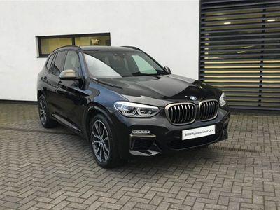 used BMW X3 Xdrive M40I 5Dr Step Auto