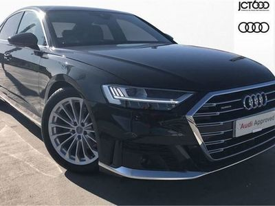used Audi A8 50 Tdi Quattro S Line 4Dr Tiptronic