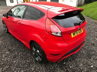 used Ford Fiesta 1.6 EcoBoost ST-1 3dr (EU6)