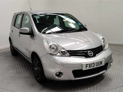 used Nissan Note 1.6 Acenta 5dr