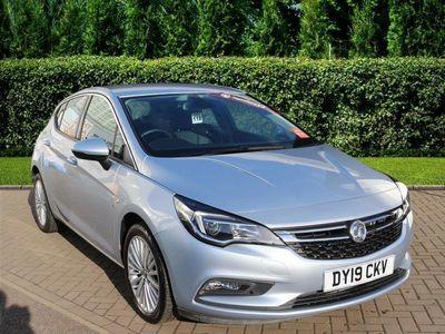 used Vauxhall Astra NewELITE NAV