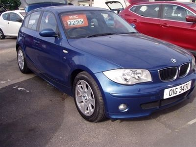 used BMW 120 1 Series 2.0 D SE 5DR AUTOMATIC