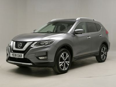 used Nissan X-Trail 1.6 dCi N-Connecta 5dr For Sale Reg:YE18 OAB