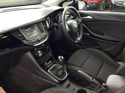 used Vauxhall Astra NewSRI