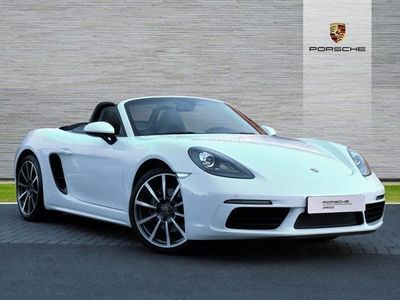 used Porsche Boxster 2018 Wallsend 2.0 2dr