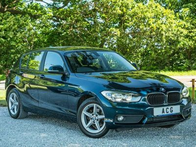 used BMW 116 1 Series d SE 5dr Step Auto 1.5