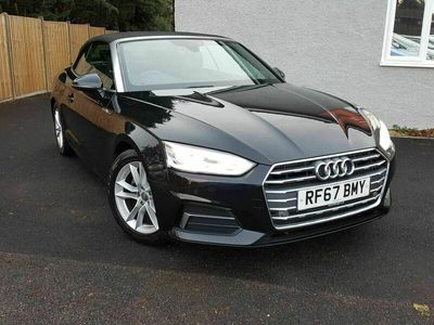 used Audi A5 Cabriolet Cabriolet 2.0 TFSI Sport S Tronic (s/s) 2dr