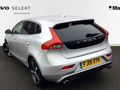 used Volvo V40 T3 [152] R DESIGN Edition 5dr Geartronic 1.5