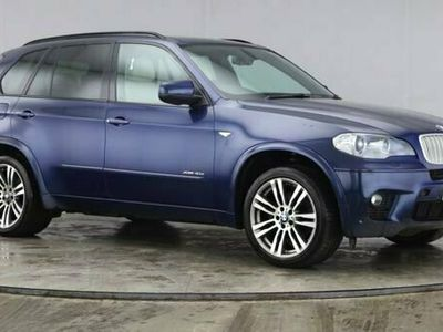 used BMW 502  X5 3.0 XDRIVE40D M SPORT 5dBHP 5-Door 2 FORMER KEEPERS+7 SEATER+MEGA SPEC+LOW MILEAGE+DRIVE AWAY TODAY+FINANCE AVAILABLE!!!!