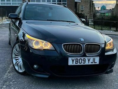 used BMW 525 5 Series 3.0 d M Sport Business Edition Touring 5dr